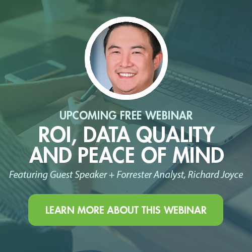 Forrester and Tag Inspector Webinar
