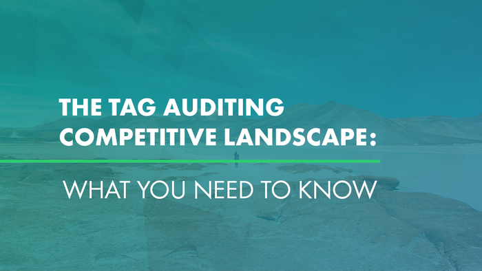 Tag Inspector - Tag Auditing Competitive Landscape