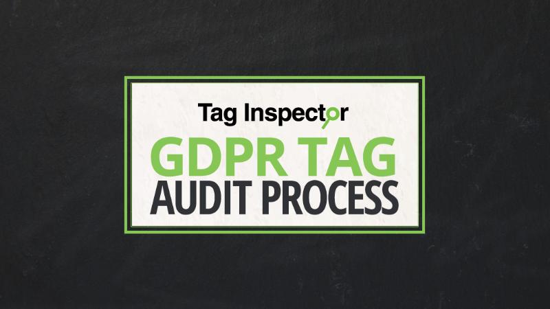 GDPR-Tag-Audit-Process