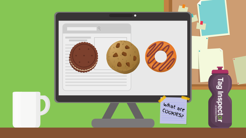 web browser cookies definition
