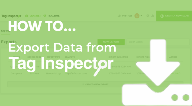 Tag Inspector Exports How-To Guide