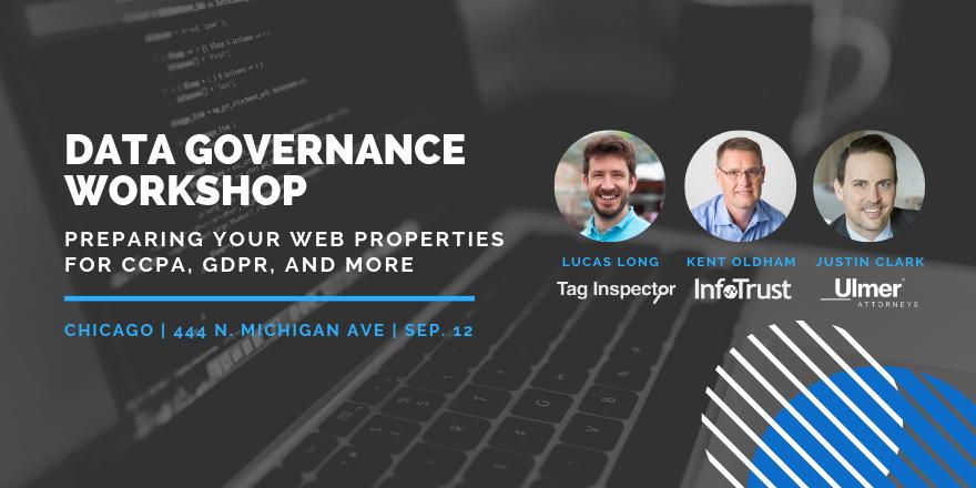 Data Governance Workshop Chicago
