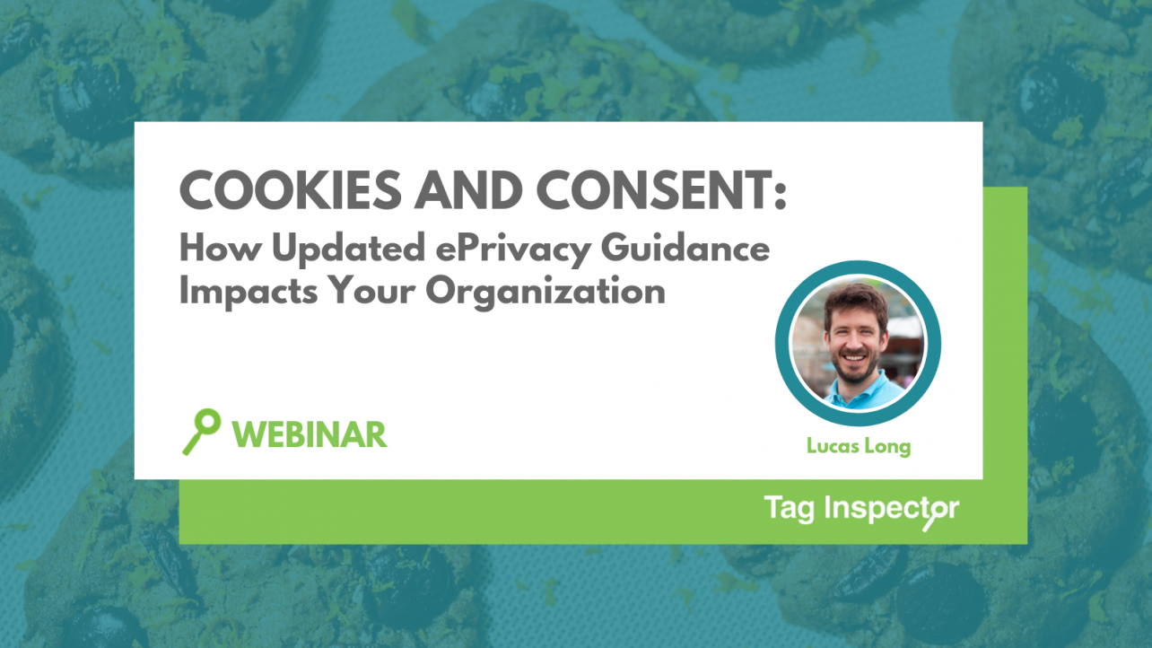 ePrivacy cookies consent webinar