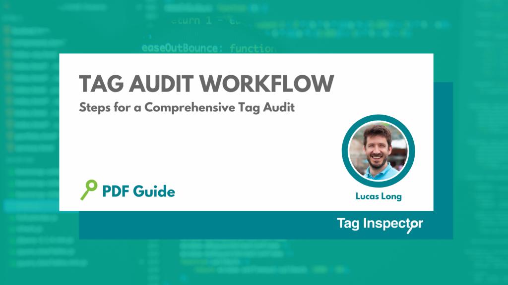 Tag Audit Workflow