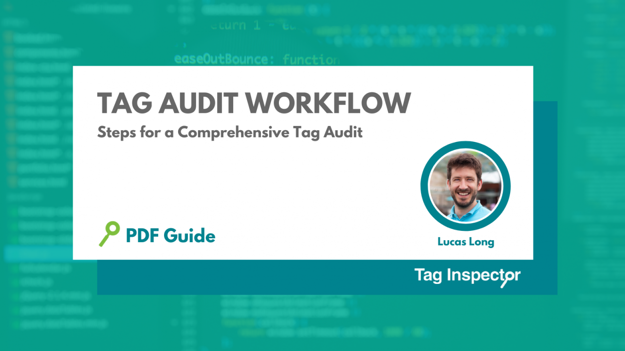 Tag Audit Workflow