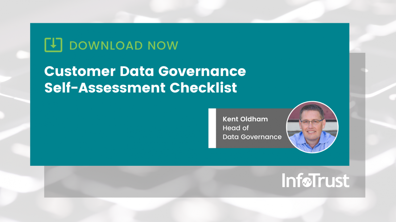 Customer Data Governance assessment