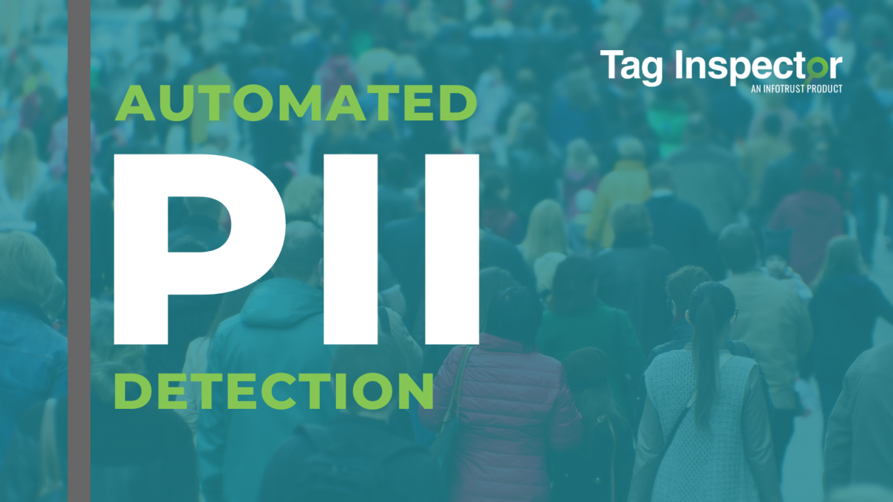 Automatic PII Detection Tag Inspector