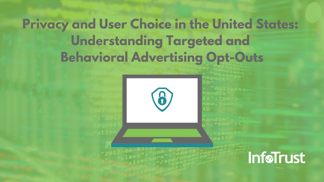 Privacy and User Choice in the United States: Understanding Targeted and Behavioral Advertising Opt-Outs